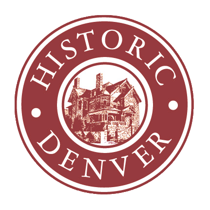 Historic Denver  Retina Logo