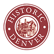 Historic Denver  Sticky Logo