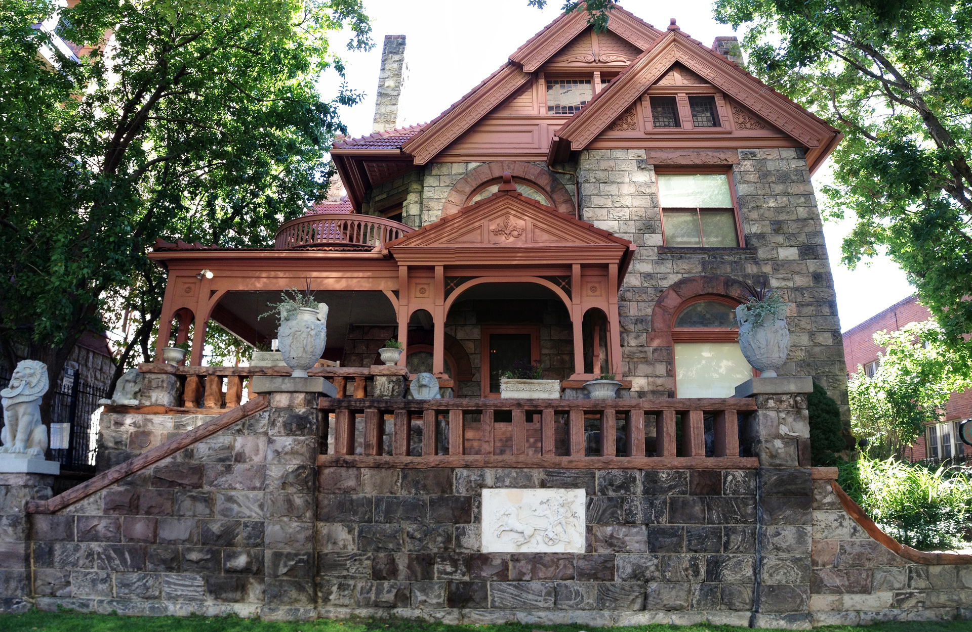 Molly Brown House Museum Exterior