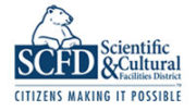 Science and Cultural Facilities District Logo