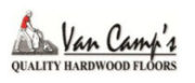 Van Camp's Hardwood Floors logo