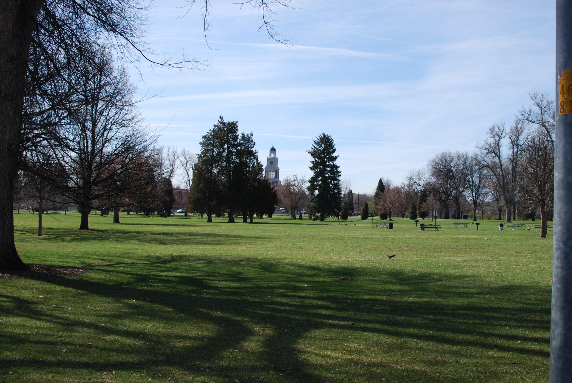 城市公园_City Park Master Plan Update - Historic Denver