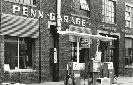 Dwayne Kernitzki - Penn Garage