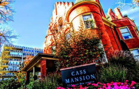 Tina Pino - Cass Mansion