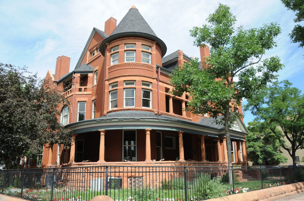 Federal Historic Tax Credit Project - Sheedy Mansion