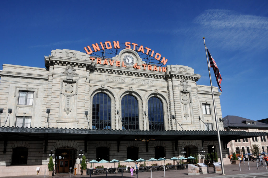 Federal Historic Tax Credit Project - Denver Union Station