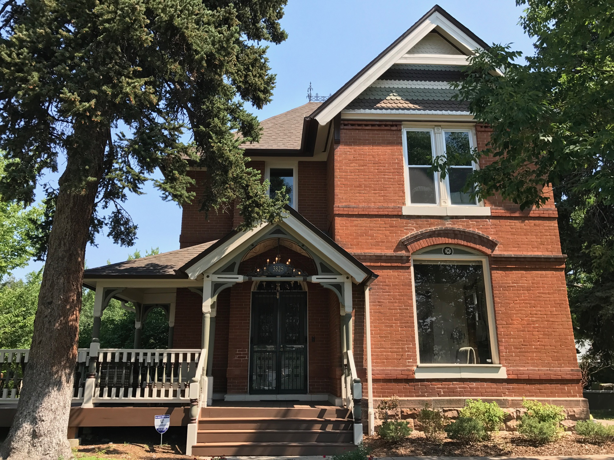 Home in Packard's Hill proposed Historic District