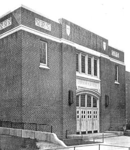 Oscar Malo, Jr. Memorial Hall History 1927 – Monsignor Hugh L. McMenamin started a campaign to build a gymnasium for the Cathedral High School, ...