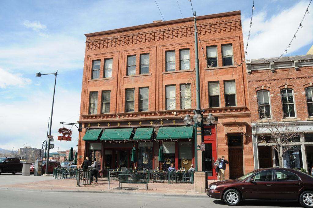Miller Building 1401-1407 Larimer St