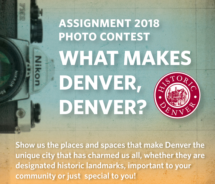 Assignment 2018 Photo Contest
