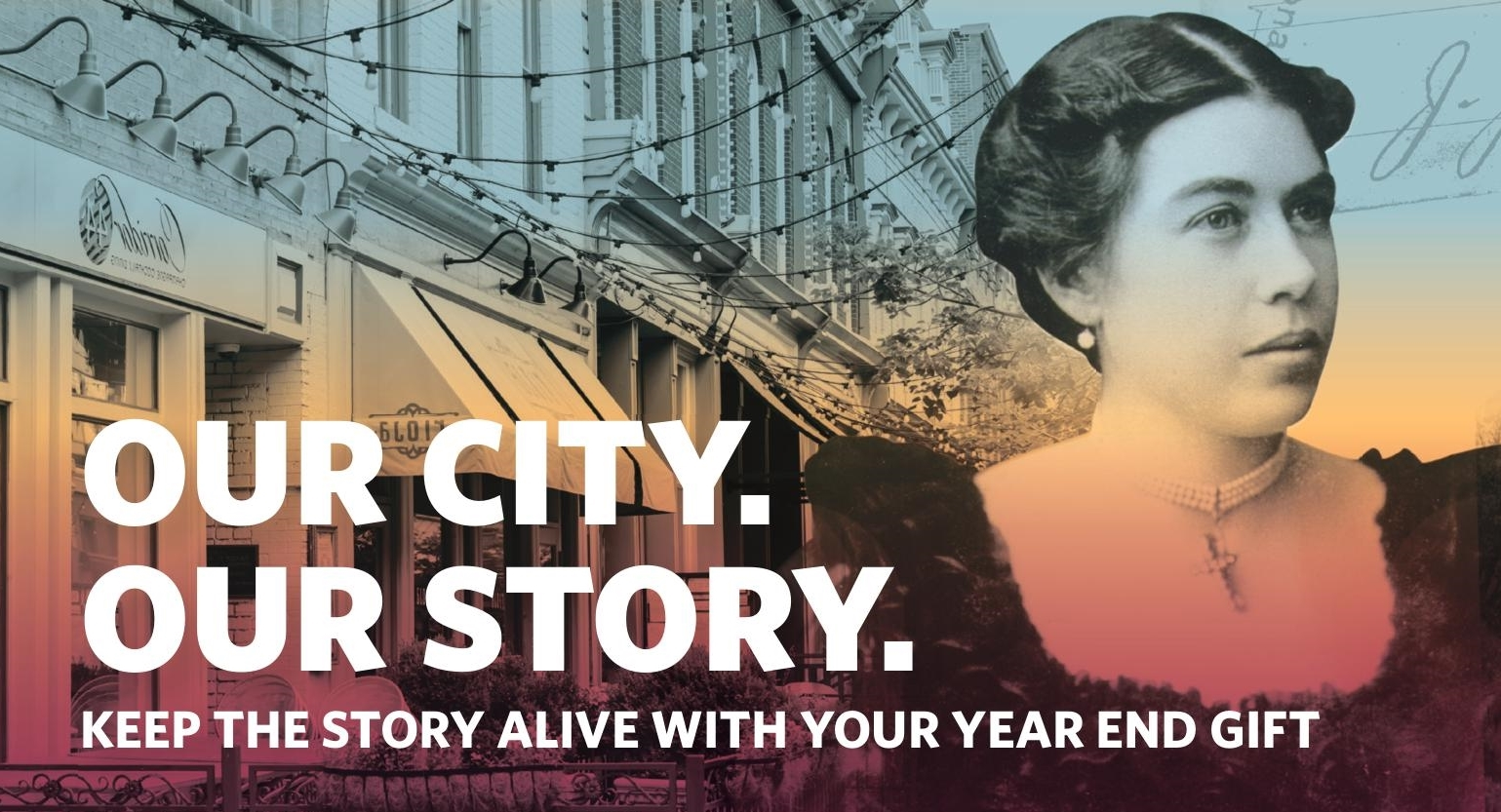 Consider Historic Denver In Your Year-End Giving Plans