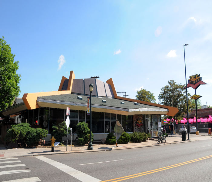 What's Next for Tom's Diner?