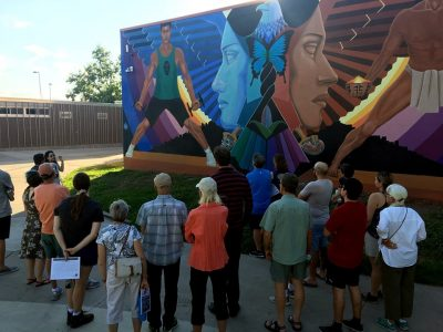 La Alma Lincoln Park Walking Tour by Shannon Schaefer Stage